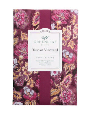Tuscan Vineyard grand sachet de Greenleaf