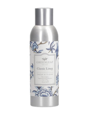Classic Linen spray d'ambiance