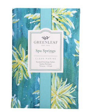 Spa Springs grand sachet de Greenleaf