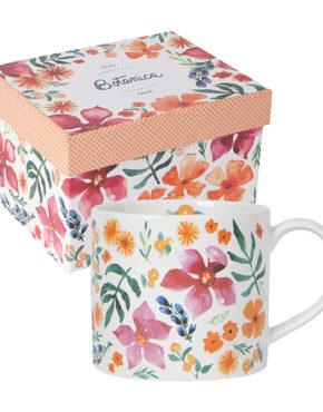 Tasse Botanica dans une boîte