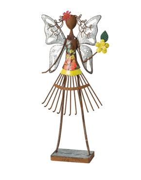 L'ange rateau