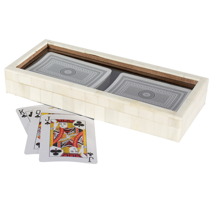 Boîte a jeux de cartes
