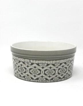 Moule à soufflé gris 300 ml