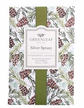 Silver Spruce grand sachet de Greenleaf