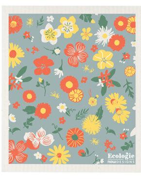 Lavette suédoise les fleurs du mois