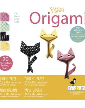 Origami Les grands chats