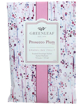Prosecco Plum grand sachet de Greenleaf