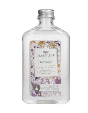 Lavande huile pour diffuseur à roseaux Greenleaf