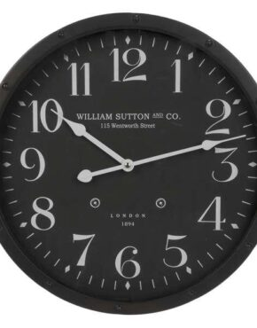 Horloge William Sutton
