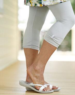 Legging lotus gris