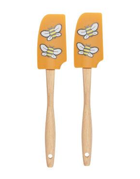 Mini-spatules abeilles