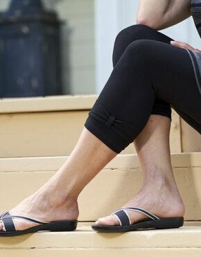Legging lotus Noir