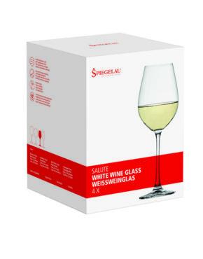 Salute verre à vin blanc