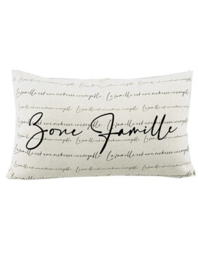Coussin Zone Famille