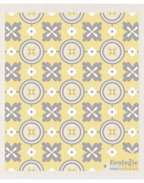 Lingesuédois Versailles en jaune